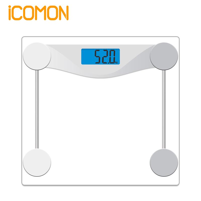 沃萊ICOMON 電子人體秤體重秤BG530L-C21