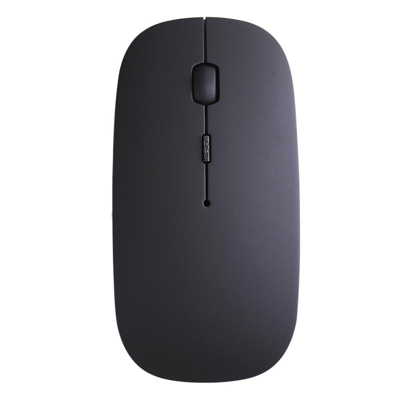 吉选(GESOBYTE) B10 可充电蓝牙静音无线鼠标 磨砂黑