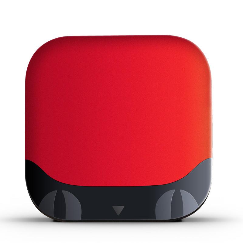 天猫魔盒 M17C 网络机顶盒电视盒子高清播放器 红色