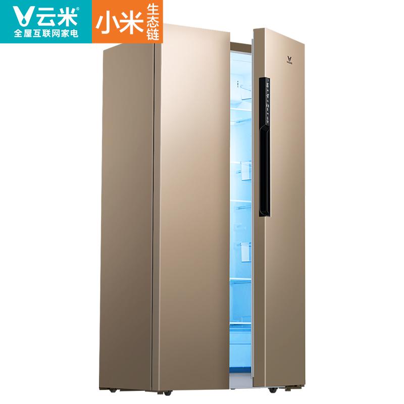 VIOMI/云米 互聯網對開門冰箱BCD-456WMSD