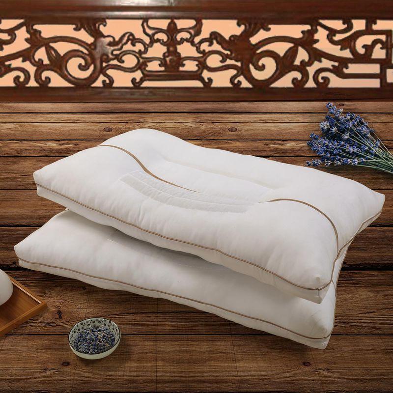 水星家紡 和煦決明子舒適對枕 /蕎麥舒適對枕 / 薰衣草舒適對枕 48cm×74cm 和煦薰衣草舒適對枕