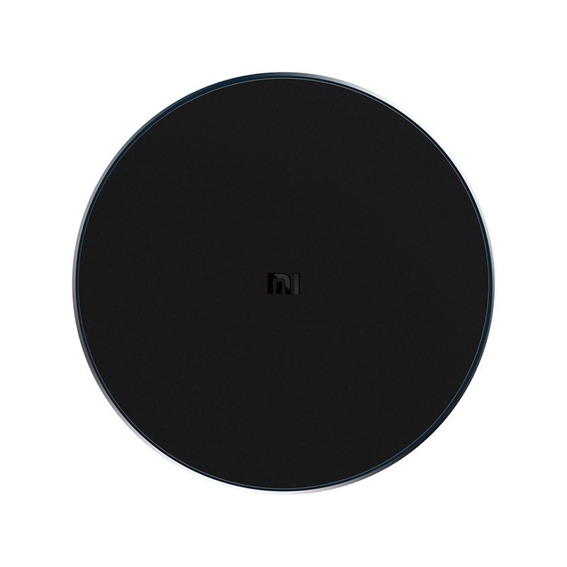 小米无线充电器(通用快充版)黑色