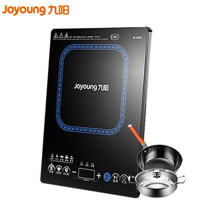 九阳(Joyoung)C21-SC807 超薄火锅电磁炉电磁灶赠汤锅炒锅