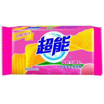 超能内衣专用洗衣皂222g